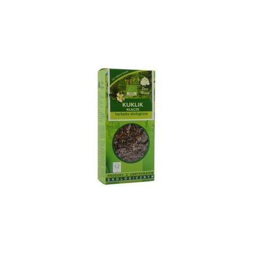 Dary natury Kuklik kłącze herbatka ekologiczn 25gr