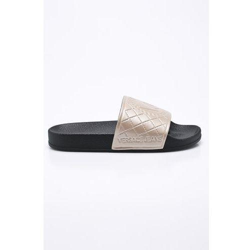 jeans - klapki, Versace