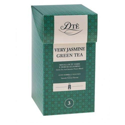 very jasmine green tea 12 torebek marki Diemme