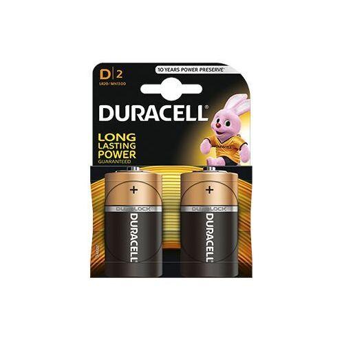 Bateria d / lr20 k2 op.2 marki Duracell