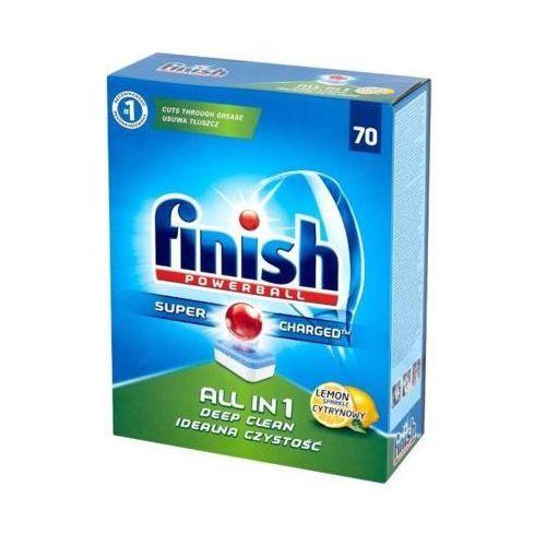 Finish Tabletki all in 1 cytrynowe 70 szt.