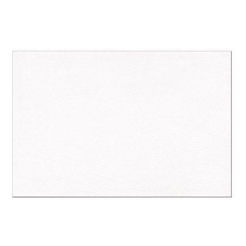 Glazura Alva Cersanit 25 x 40 cm biała 1,2 m2, TWZZ1093492966