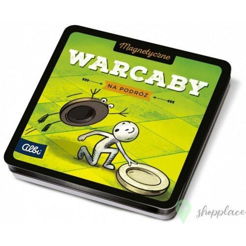 Albi Warcaby magnetyczne