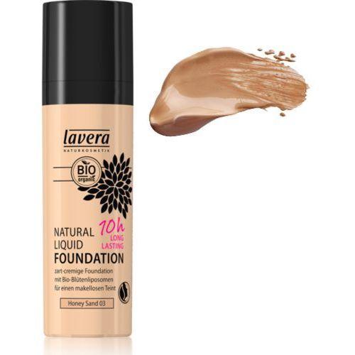 Lavera - podkład do makijażu 03 - miodowy jasny (4021457609994)