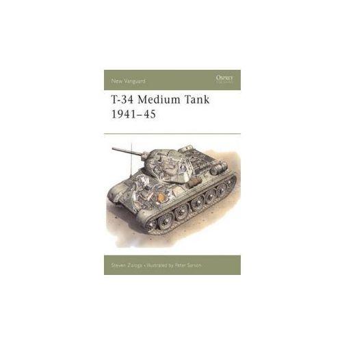 T-34/76 Medium Tank, 1941-45 (48 str.)