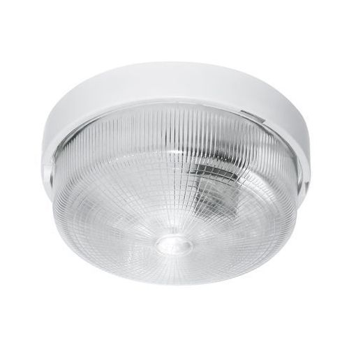 Oprawa oświetleniowa techniczna RONDE 1xE27/100W biała- GXTT008 (8592660104416)