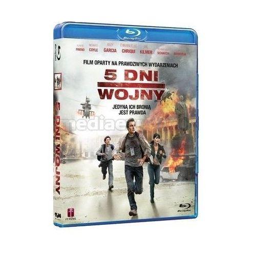 5 dni wojny (Blu-Ray) (5900058302208)