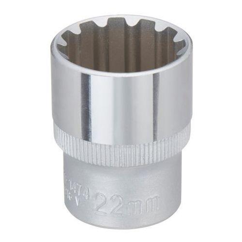 Yato Nasadka spline 1/2 22 x 38 mm (5906083040931)