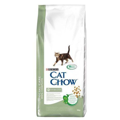 cat chow sterilized 1,5kg wyprodukowany przez Purina