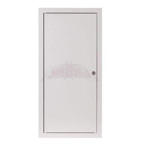 WYPRZEDAŻ Rozdzielnica elektryczna modułowa 4x12 podtynkowa 48 modułów IP31 270x605x120 Biały z zatrzaskiem RP 48B (5907813120367)