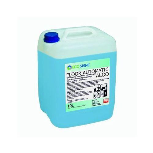 Eco shine Floor automatic alco - niskopieniący płyn do maszynowego i ręcznego mycia podłóg