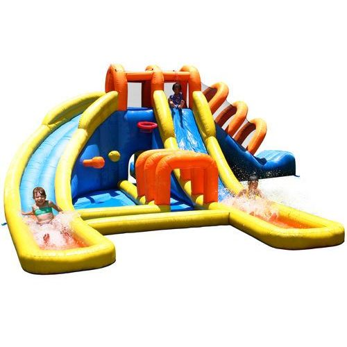 Happyhop Dmuchany park wodny (6933491990458)
