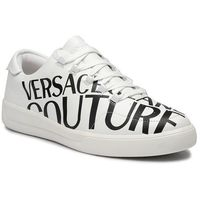 Sneakersy jeans couture - e0yubsh1 71166 003, Versace, 41-45