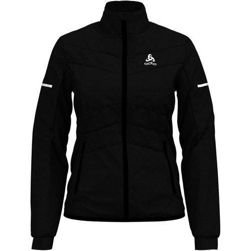 Odlo irbis x-warm kurtka do biegania kobiety czarny l 2018 kurtki do biegania