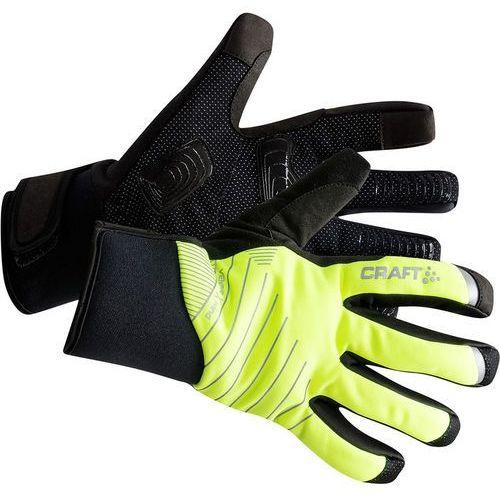 shield 2.0 rękawiczki, flumino/black m | 9 2019 rękawiczki zimowe marki Craft
