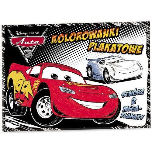 Ameet Kolorowanki plakatowe. auta 3 (9788325325923)