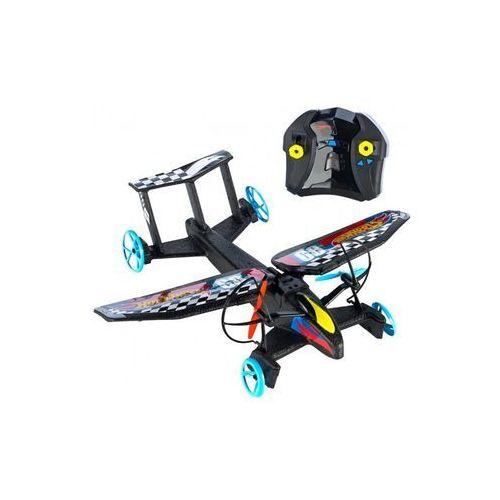 Samolot sterowany Hot Wheels Sky Shock pojazd latający