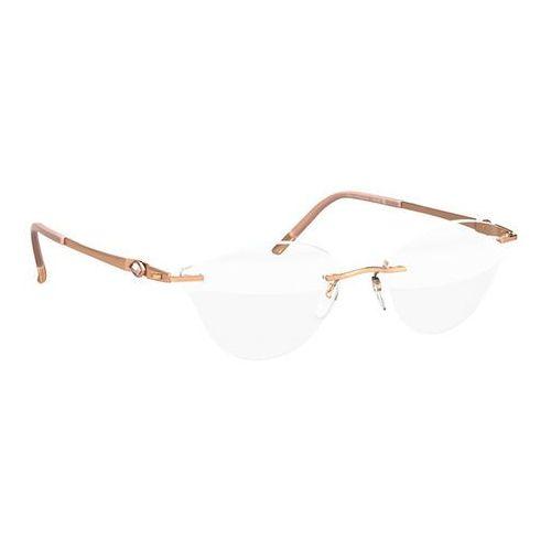 Silhouette Okulary korekcyjne gala 5513 dg 3520