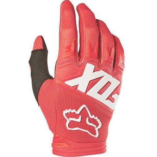 Fox dirtpaw rękawiczki mężczyźni, red m 2019 rękawiczki długie