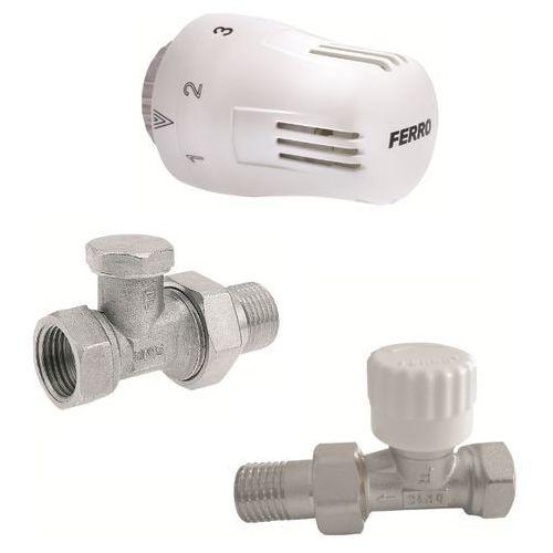 Zestaw termostatyczny prosty stop marki Ferro