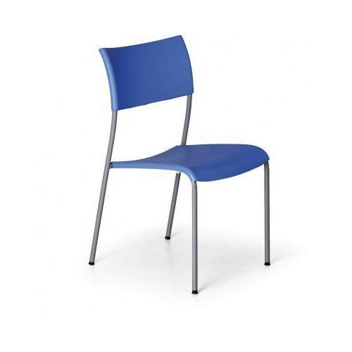 B2b partner Krzesło kuchenne forever, niebieskie