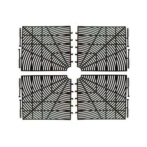 A-plast Osłona doniczki regulowany rozmiar 4-50cm - brązowy