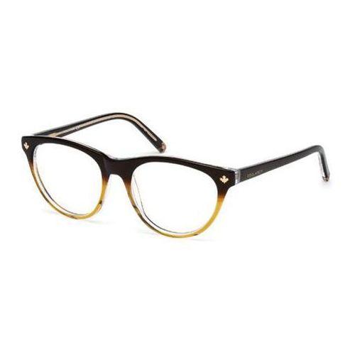 Dsquared2 Okulary korekcyjne dq5107 50