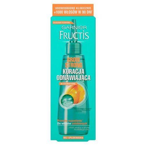Garnier fructis grow strong kuracja do włosów osłabionych 84ml (3600541875999)