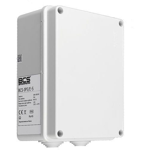Switch Poe BCS-IP5/E-S, BCS-IP5/E-S