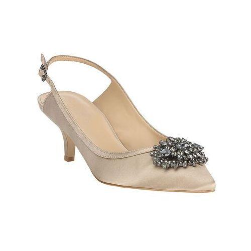 Phase Eight Dina Jewel Kitten Heel Shoes - sprawdź w wybranym sklepie