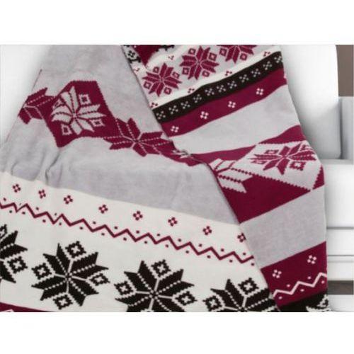 Frankhauer Koc bawełniany z frędzlami Moreno 150 x 200