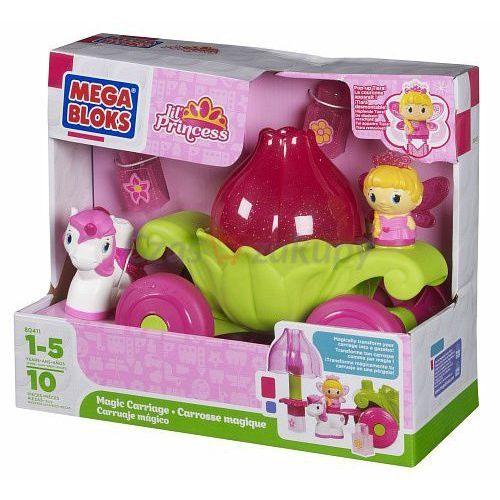 Mega Bloks Lil' Princess i magiczna kareta