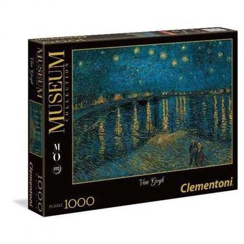 CLEMENTONI 1000 EL. l Museum Van Gogh, AM_8005125393442