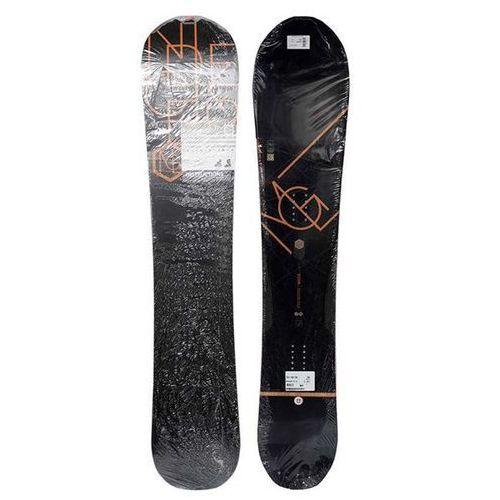 snowboard NIDECKER - Megalights (MULTI) rozmiar: 158