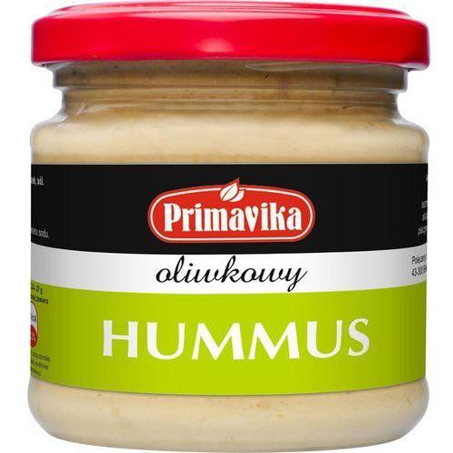 Primavika Hummus oliwkowy 160g -