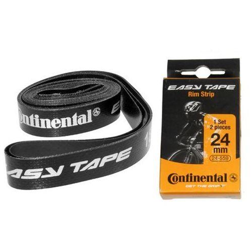 """Continental Co0195006 ochraniacz dętki/taśmy easy tape 26"""" 24-559 zestaw 2 szt."""