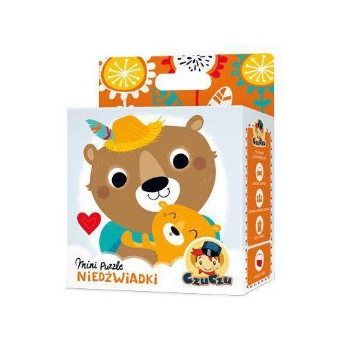 CzuCzu mini puzzle 25 Niedźwiadki, 5902768336429_805306_001