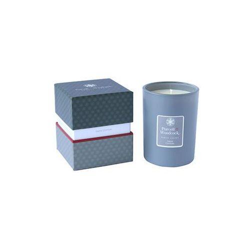 - fresh cotton świeca zapachowa marki Purcell & woodcock