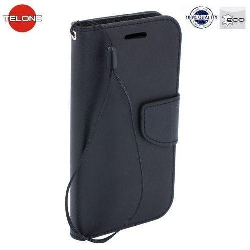Futerał Fancy Huawei P8 Lite czarny, 5900217152606