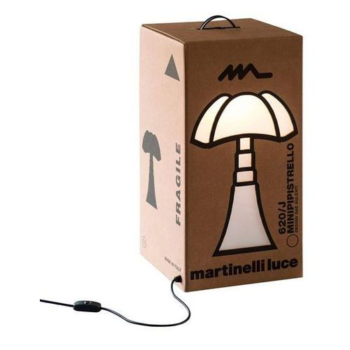 Martinelli luce Mini pipistrello carton-lampa stojąca karton mini pipistrello wys.62cm (3663710127237)