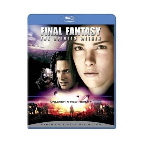 Final Fantasy: The Spirits Within (Blu-Ray) - Imperial CinePix