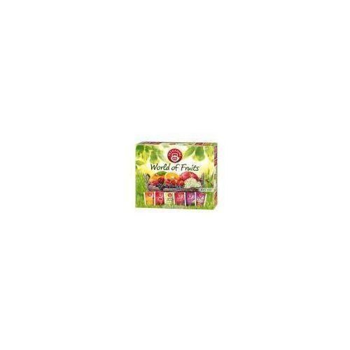 TEEKANNE 67,5g World of fruits Collection Box Kolekcja herbatek owocowych (6x5 torebek)   DARMOWA DOSTAWA OD 200 ZŁ