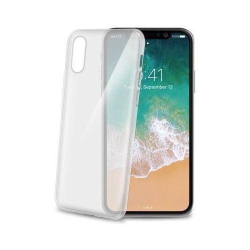 Etui CELLY GELSKIN900 do iPhone X Przezroczysty