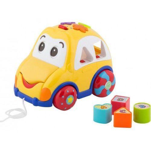 Auto sorter z klockami Buddy Toys 3520