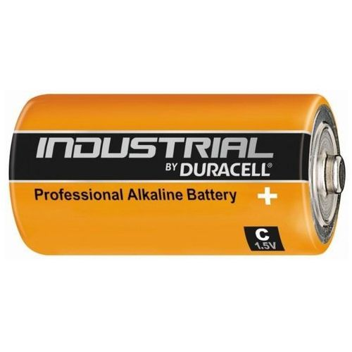 204 x bateria alkaliczna Duracell Industrial LR14 C (bulk)