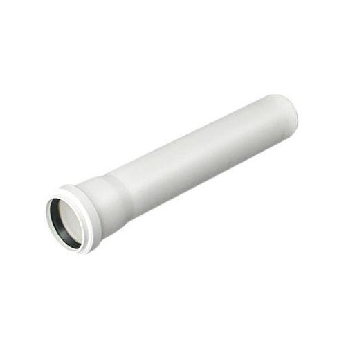 Rura kanalizacyjna z kielichem comfort s14 40 / 2000 mm biała marki Pipelife