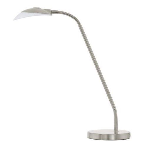 Eglo Lampa stołowa canetal 93648 oprawa 1x3w led nikiel mat