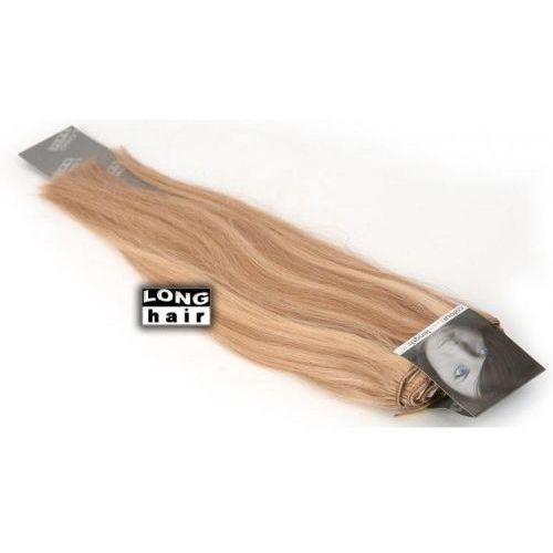 Włosy na zgrzewy - kolor: #613/18 baleyage - 20 pasm marki Longhair