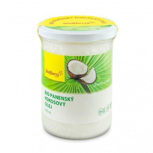 Wolfberry BIO olej kokosowy z pierwszego tłoczenia 1000 ml (8594158035844)