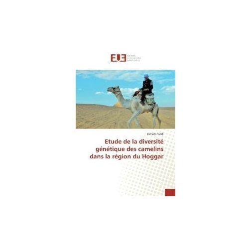 Etude de la diversité génétique des camelins dans la région du Hoggar